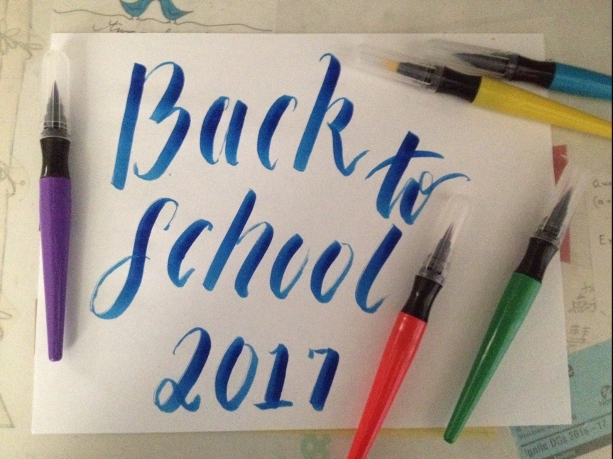 Back to school notebookcovers