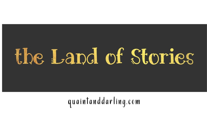 The Land of Stories series by Chris Colfer