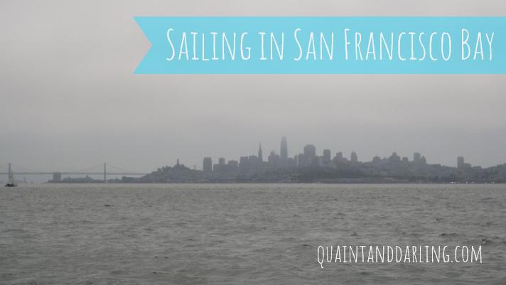 Sailing in San FranciscoBay