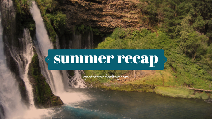 Summer Recap | the Student Life and Other Updates