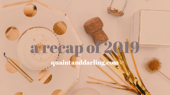 a recap of 2019 | future q & a