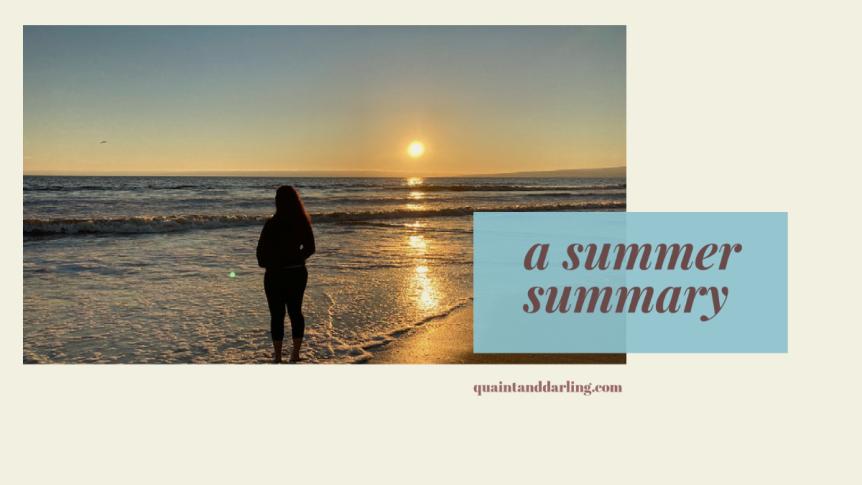 summer summary